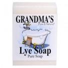 Grandma's Lye Soap, 6oz